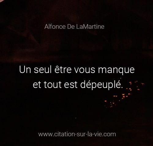 citation amour a distance