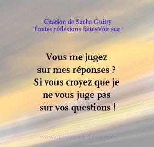 Citation JUGER LES AUTRES